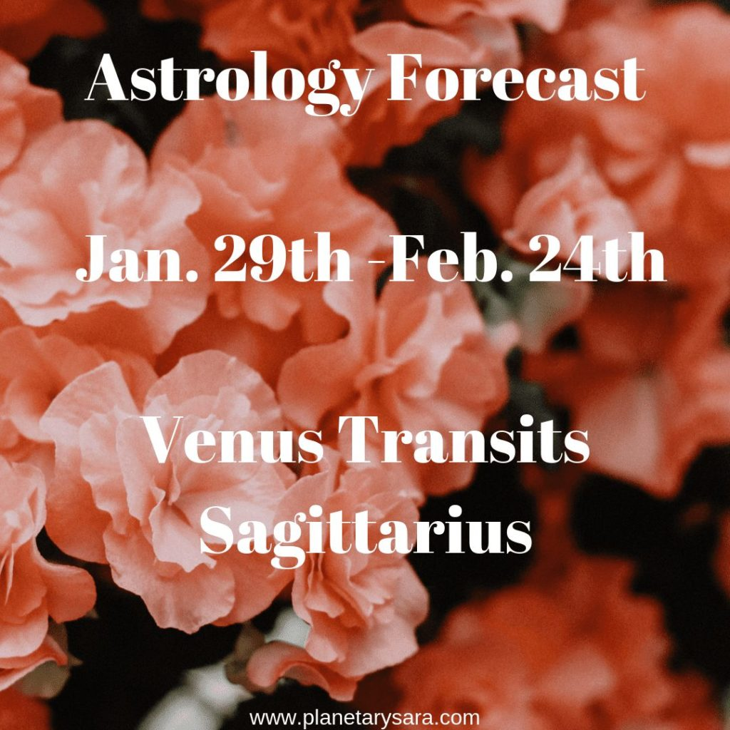 Astrology Forecast (Jan  29th, 2019-February 24th, 2019