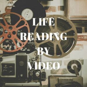 Life reading by video