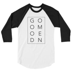 Men's Good Omen Baseball Tee