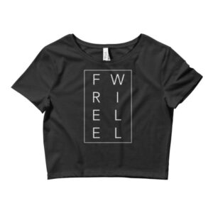 Free Will Crop Top