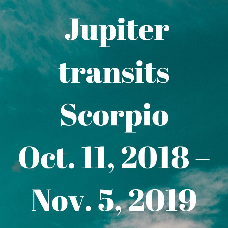 Astrology forecast (October 11, 2018 – November 5, 2019